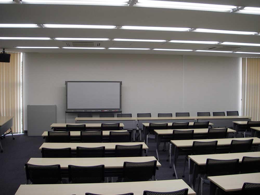 第一会議室(スクリーンなし)